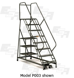 Stockpicking Ladders ∠50º (P – SERIES)