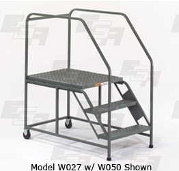Mobile Work Platforms ∠60º (W – SERIES) [Made in the USA]