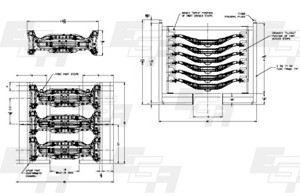 portable carts collapsible engine wiring diagram