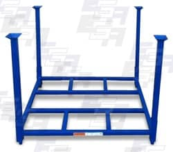 Portable Stacking Racks [Made in the USA]
